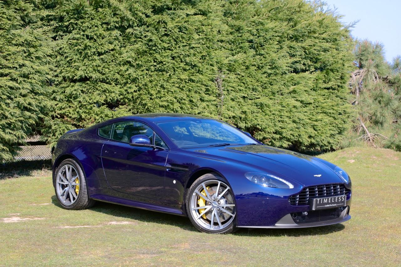 Aston Martin Vantage V8 N430 Coupe Lobster Tail